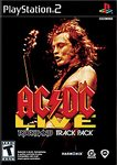 PS2: AC/DC LIVE ROCK BAND TRACK PACK (COMPLETE)