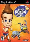 PS2: ADV. OF JIMMY NEUTRON BOY GENIUS: JET FUSION (NICKELODEON) (COMPLETE)