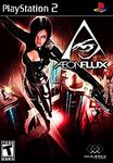 PS2: AEONFLUX (GAME)