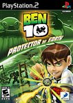PS2: BEN 10 PROTECTOR OF EARTH (COMPLETE)