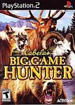 PS2: CABELAS BIG GAME HUNTER (COMPLETE)