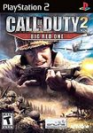 PS2: CALL OF DUTY 2: BIG RED ONE (NEW)