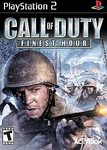 PS2: CALL OF DUTY FINEST HOUR (BOX)