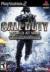 PS2: CALL OF DUTY: WORLD AT WAR: FINAL FRONTS (COMPLETE)
