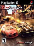 PS2: CRASH N BURN (COMPLETE)