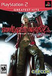 PS2: DEVIL MAY CRY 2 (2 DISC) (COMPLETE)