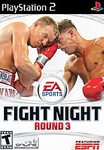 PS2: FIGHT NIGHT ROUND 3 (COMPLETE)