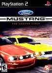 PS2: FORD MUSTANG: THE LEGEND LIVES (COMPLETE)