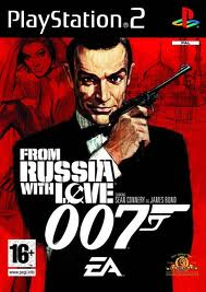 PS2: 007 FROM RUSSIA WITH LOVE (COMPLETE)
