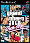 PS2: GRAND THEFT AUTO: VICE CITY (GTA) (COMPLETE)