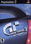 PS2: GRAN TURISMO 3 A-SPEC (JAPAN IMPORT) (COMPLETE)