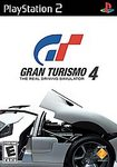 PS2: GRAN TURISMO 4: THE REAL DRIVING SIMULATOR (COMPLETE)