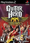 PS2: GUITAR HERO AEROSMITH (COMPLETE)