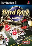 PS2: HARD ROCK CASINO (COMPLETE)