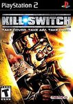 PS2: KILL SWITCH (COMPLETE)