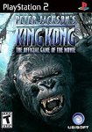 PS2: KING KONG; PETER JACKSONS (COMPLETE)