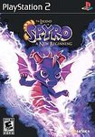 PS2: LEGEND OF SPYRO; THE: A NEW BEGINNING (COMPLETE)
