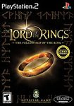 PS2: LORD OF THE RINGS: THE FELLOWSHIP OF THE RING (COMPLETE)