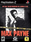 PS2: MAX PAYNE (COMPLETE)