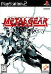 PS2: METAL GEAR SOLID 2: SONS OF LIBERTY (NEW)