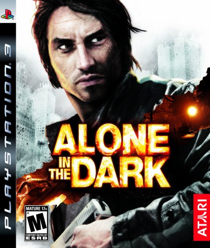 PS3: ALONE IN THE DARK: INFERNO (GAME)