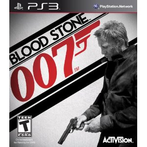 PS3: 007 BLOOD STONE (COMPLETE)