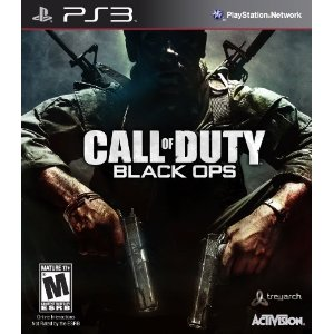 PS3: CALL OF DUTY: BLACK OPS (COMPLETE)
