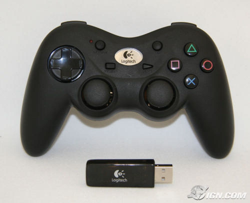 PS3: CONTROLLER - WIRELESS - GENERIC (COSMETIC ISSUES) (USED)