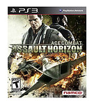 PS3: ACE COMBAT: ASSAULT HORIZON (COMPLETE)
