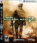 PS3: CALL OF DUTY: MODERN WARFARE 2 (COMPLETE)