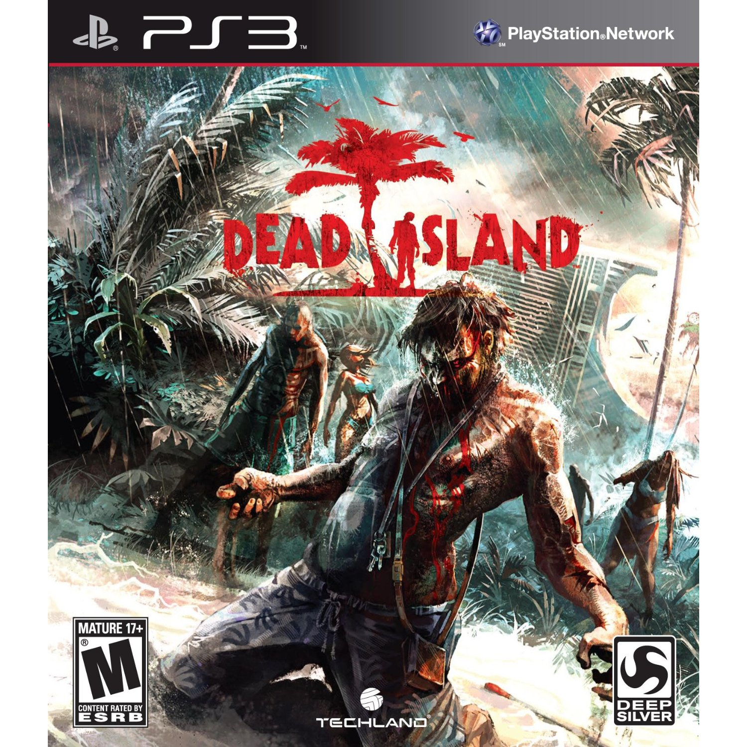 PS3: DEAD ISLAND (COMPLETE)