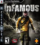 PS3: INFAMOUS (COMPLETE)