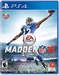 PS4: MADDEN 16 (NM) (COMPLETE)