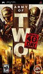 PSP: ARMY OF TWO: 40TH DAY (GAME)