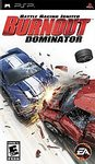 PSP: BURNOUT DOMINATOR (GAME)