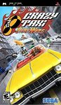 PSP: CRAZY TAXI: FARE WARS (GAME)