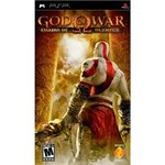 PSP: GOD OF WAR CHAINS OF OLYMPUS (COMPLETE)