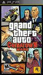 PSP: GRAND THEFT AUTO: CHINATOWN WARS (GTA) (GAME)