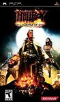 PSP: HELLBOY: THE SCIENCE OF EVIL (GAME)