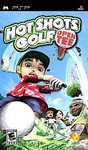 PSP: HOT SHOTS GOLF: OPEN TEE 2 (GAME)