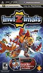 PSP: INVIZIMALS (SOFTWARE ONLY) (GAME)