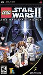 PSP: LEGO STAR WARS II: THE ORIGINAL TRILOGY (COMPLETE)