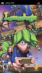 PSP: LEMMINGS (BOX)