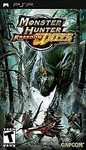 PSP: MONSTER HUNTER FREEDOM (GAME)