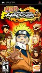 PSP: NARUTO ULTIMATE NINJA HEROES (BOX)