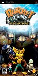 PSP: RATCHET AND CLANK: SIZE MATTERS (GAME)