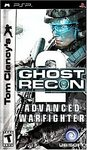 PSP: TOM CLANCYS GHOST RECON: ADVANCED WARFIGHTER 2 (GAME)