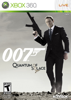 360: 007 QUANTUM OF SOLACE (COMPLETE)