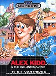 SG: ALEX KIDD IN THE ENCHANTED CASTLE (COMPLETE)