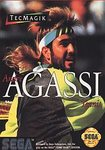 SG: ANDRE AGASSI TENNIS (GAME)